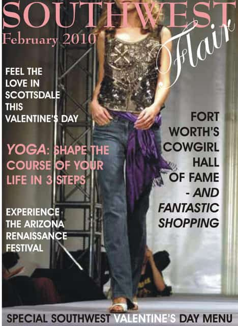 Southwest Flair Online Magazine