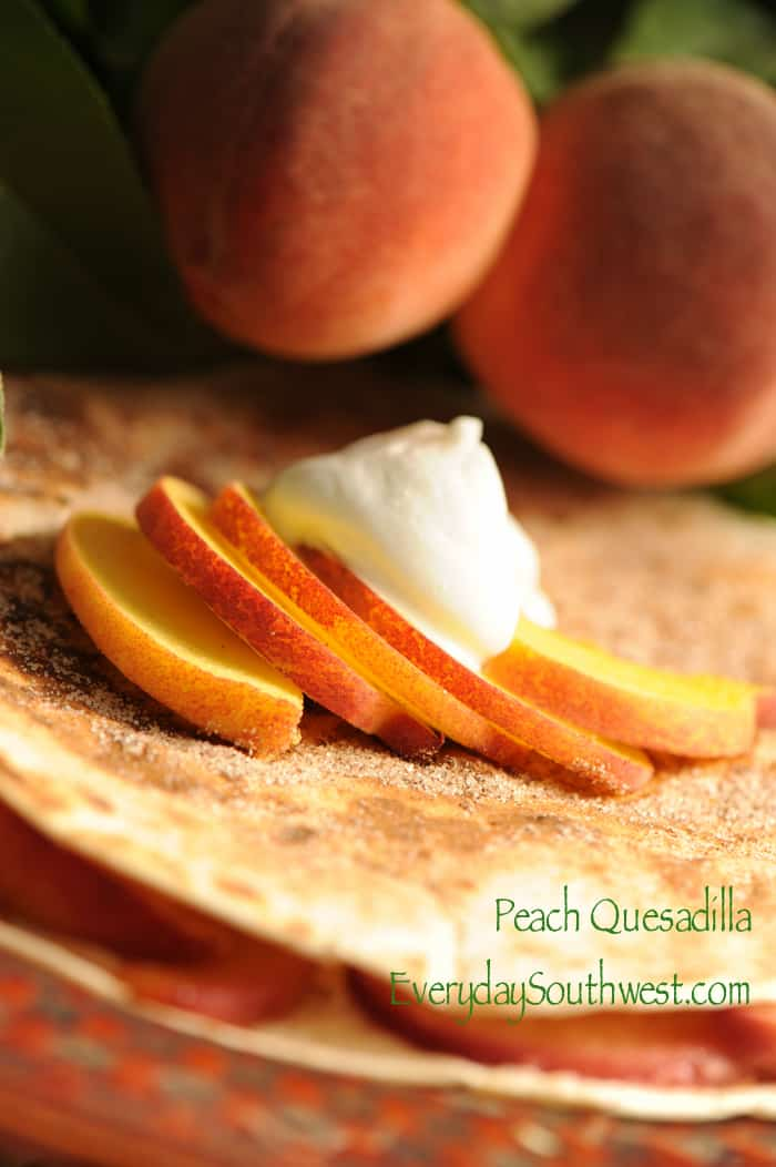 Try a Dessert Quesadilla – Quick, Easy, Flavorful. What's Not to Love?