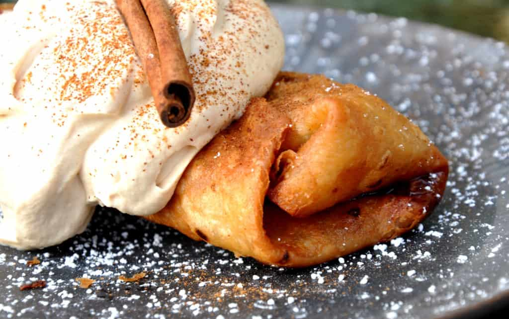 Crispy Apple Burrito Recipe