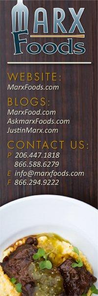 Marx Foods Contest Finalist