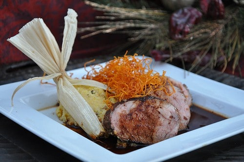 Chile Rubbed Pork Tenderloin with Maple Bourbon Glaze Iron Foodie 2010 – Let the Battle Begin