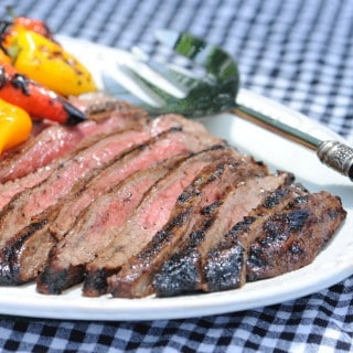 Chocolate Chipotle Grilled Flank Steak Recipe for a Flavor-Packed Entree on the Grill