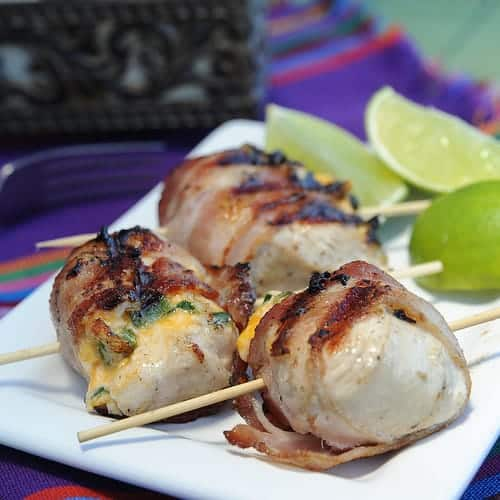 Bacon Wrapped Chicken Jalapeño Thingies with Inspiration from The ...