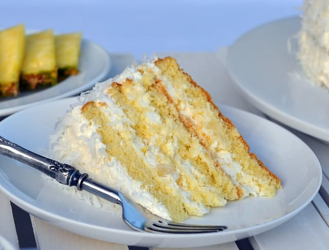 Mexican Pineapple Cake Recipe