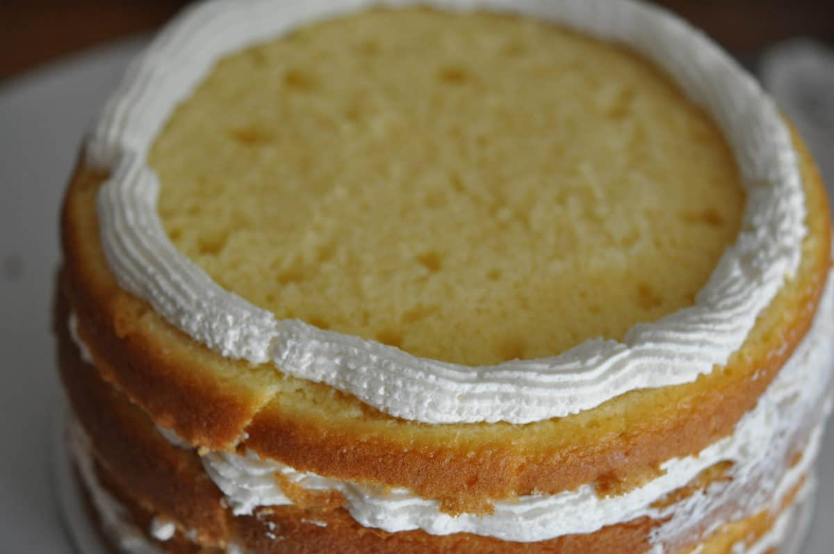 A Pilot S Favorite Cake Pineapple Coconut Cake With