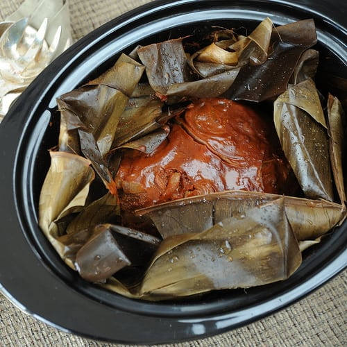 Slow Cooker Achiote Pork: The Old World Original Pulled Pork Recipe