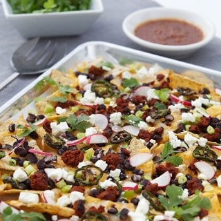 DIY Nachos Recipe for a Crowd