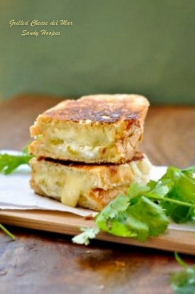image Grilled Cheese del Mar Recipe