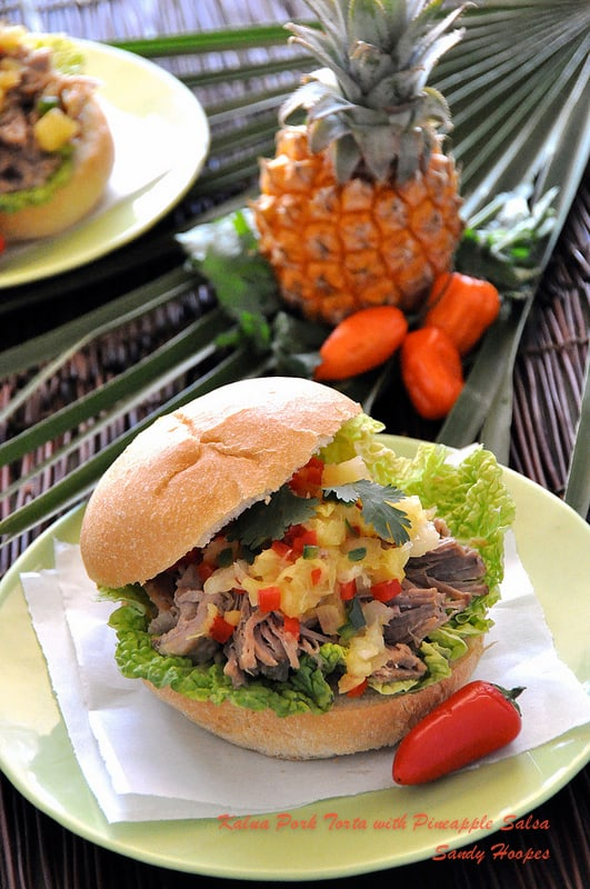image kalua pork torta recipe pineapple