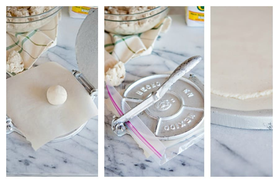 image how to make corn tortillas step by step