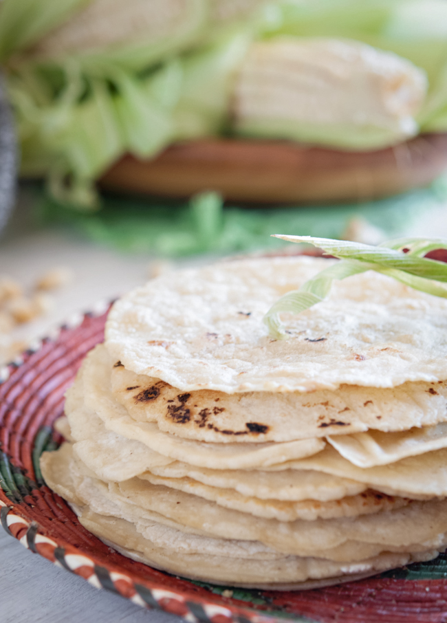 Recipe for How to Make Corn Tortillas at Home - Everyday Southwest