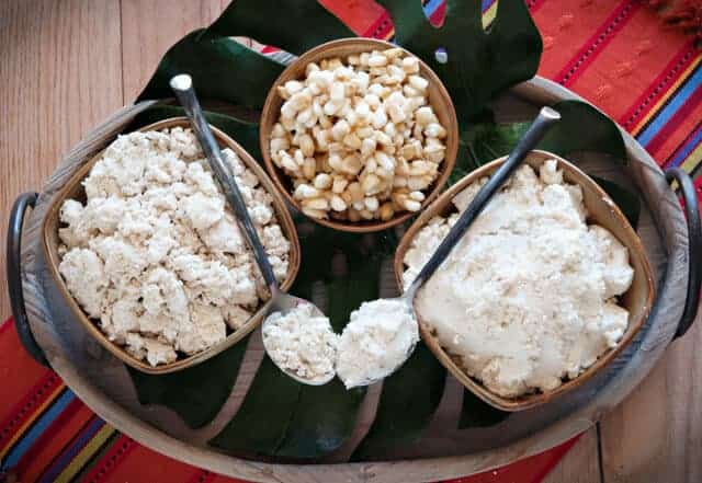 Mexican Food Recipe Basics-Masa 101