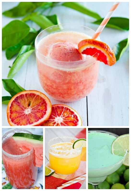 Easy Recipes Summer Beverages