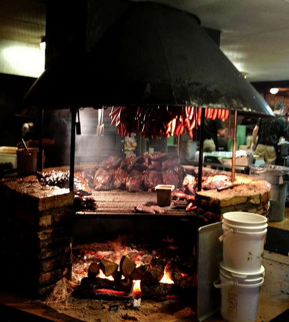Salt Lick Restaurant Texas BBQ