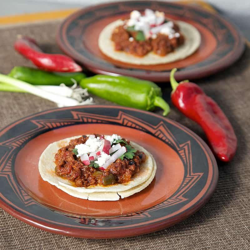 Sloppy Joe Tacos, a.k.a. Sloppy Jose Tacos
