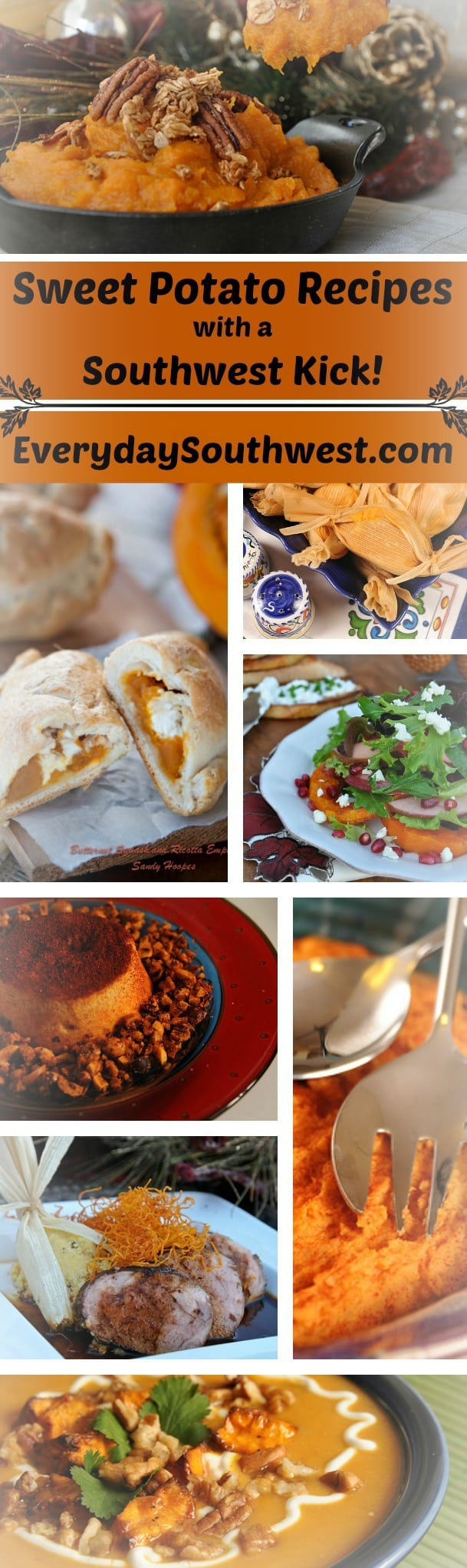 10 Southwest Sweet Potato Recipes