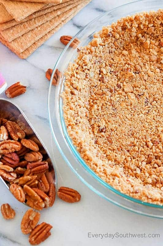 The Ultimate Graham Cracker Pie Crust Recipe