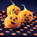 Halloween Rice and Carrot Bites Recipe