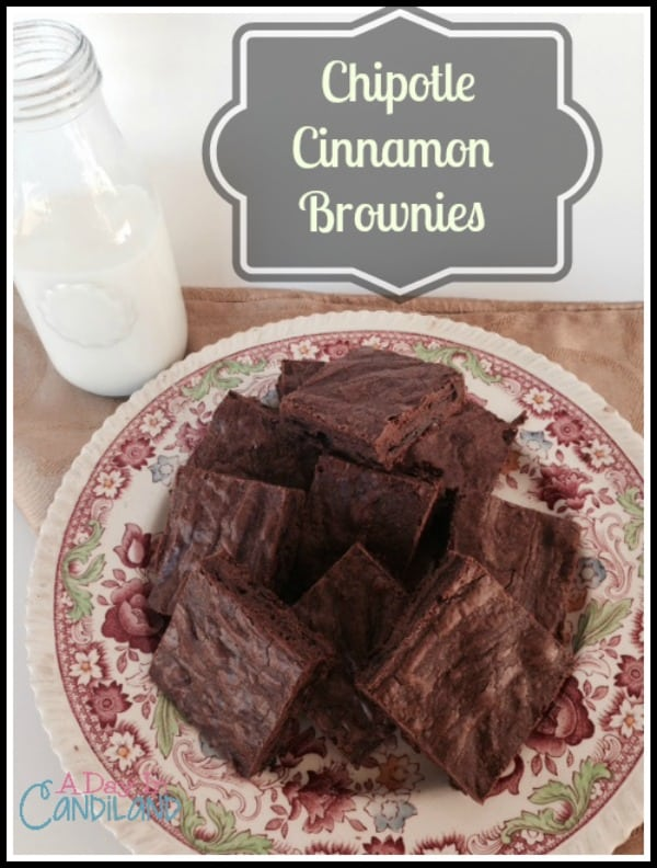 Chipotle Cinnamon Brownies