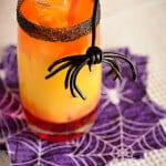 Halloween Fruit Punch Recipe