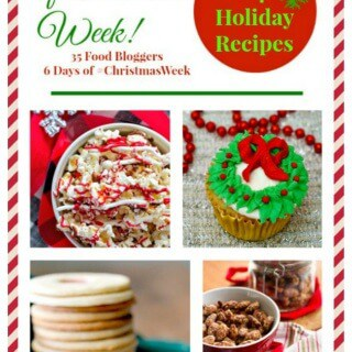 6th Day of Christmas Week 14 Christmas Recipe