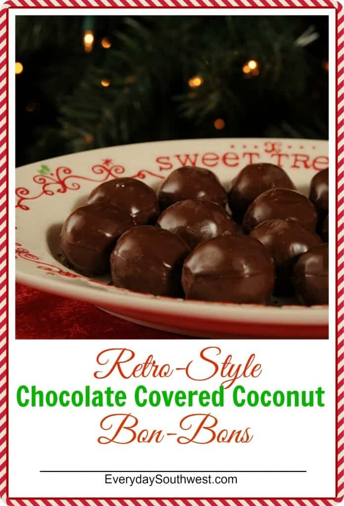 Chocolate Coconut Bon Bon Recipe