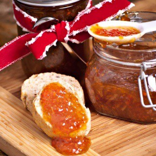Habanero Orange Marmalade PLUS a HUGE Amazon Gift Card Giveaway!