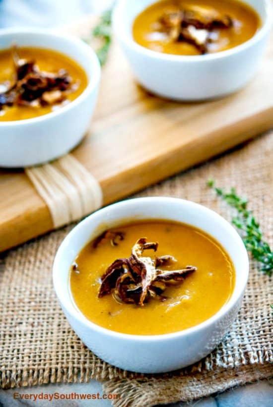 Mushroom Garish for Soup