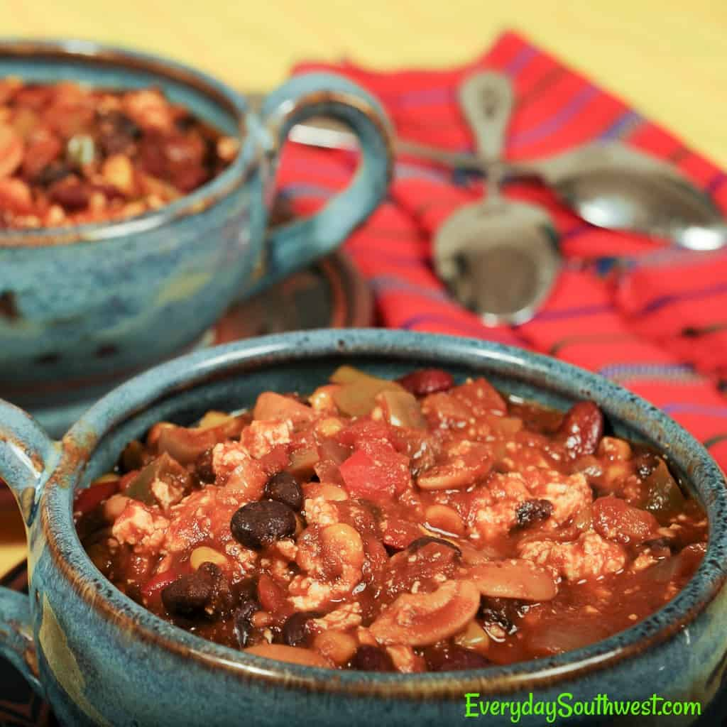 Ultimate Vegetarian Chile Recipe