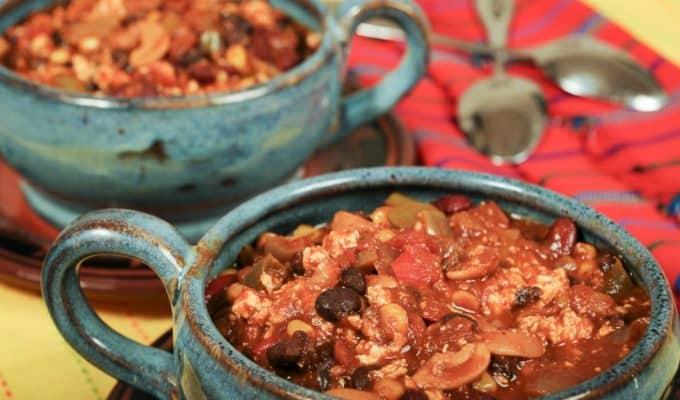 Ultimate Vegetarian Chili Recipe
