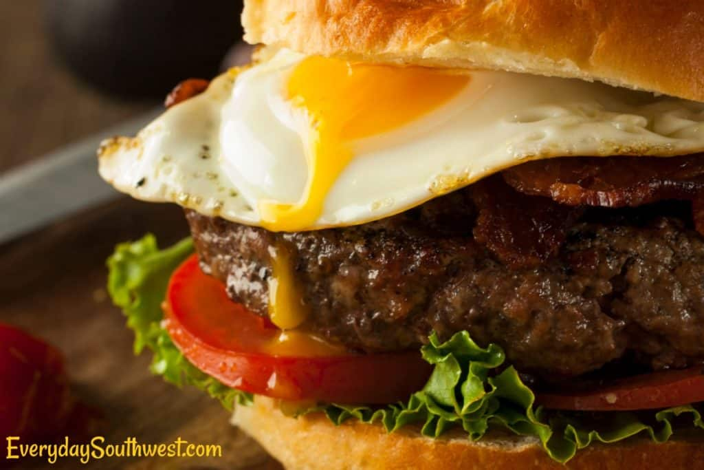 Gourmet Burger Recipe with Perfect Egg