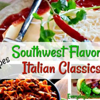 Pasta Recipes Southwest Style Spaghetti Western Week