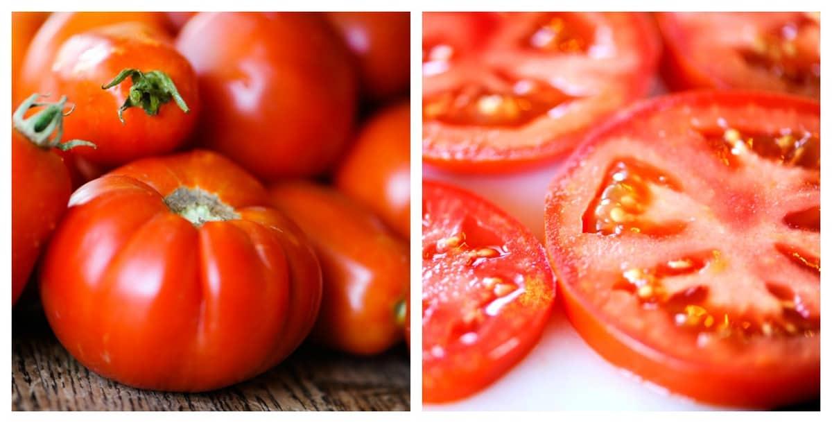 Fresh Tomato Recipe