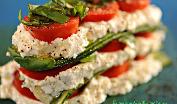 Keto Zucchini Recipe – Zuchinni Lasagna