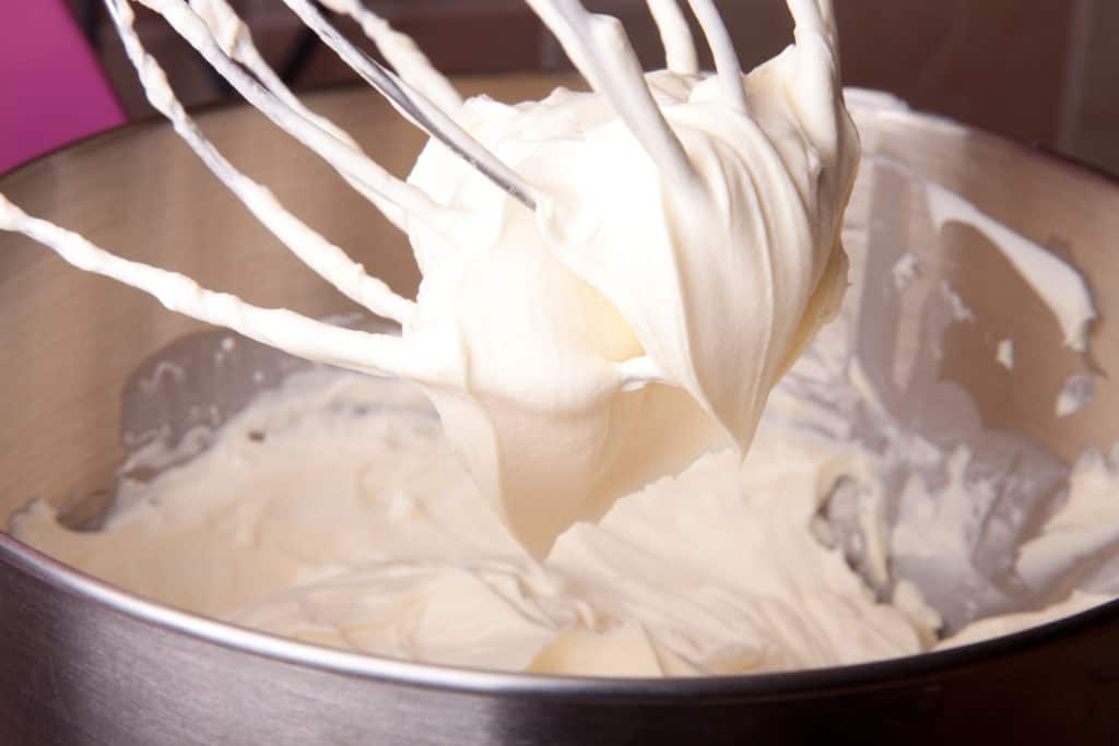 You can use mascarpone in your Cream Cheese Frosting Recipe