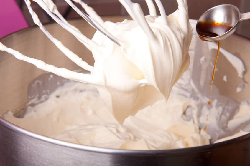 Best Cream Cheese Frosting with Vanilla