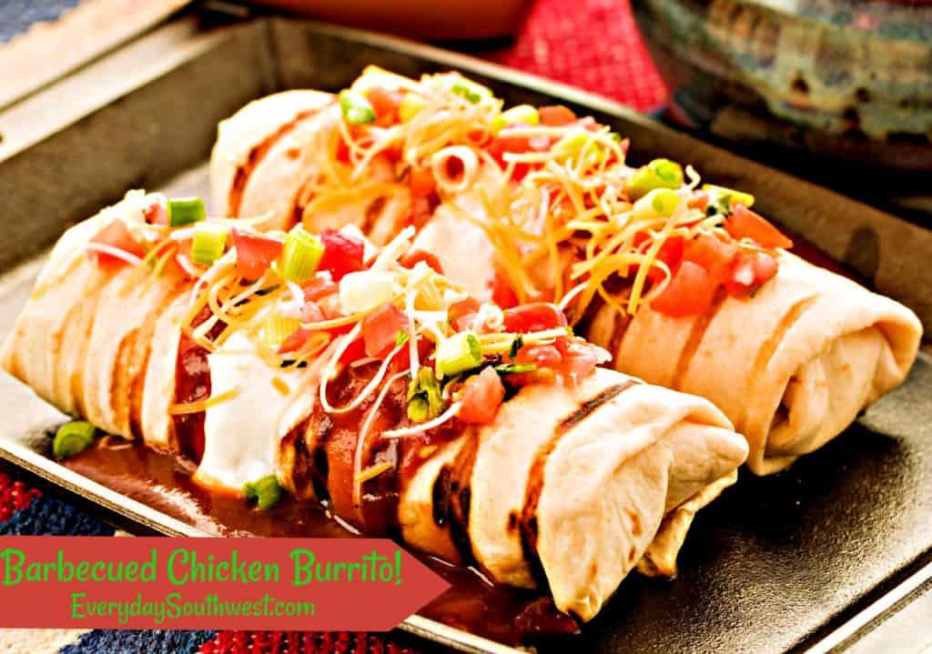 Grilled Chicken Breast Burrito Recipe