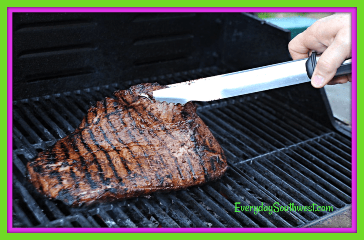 How to make Grilled Steak Tacos