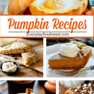 Pumpkin Recipes for Dessert or Dinner