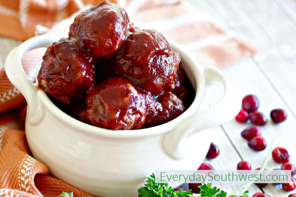 Cranberry Meatball Recipe