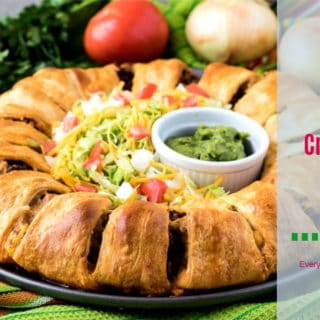 Taco Ring Easy Crescent Roll Recipe
