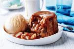 Dessert Recipe with Hot Cross Buns