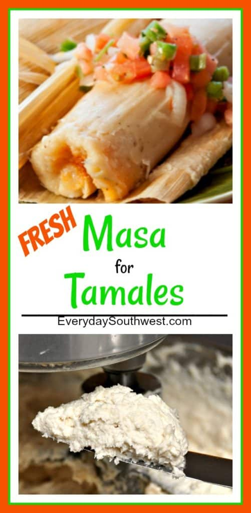 Masa for Tamales Recipe | Everyday Southwest