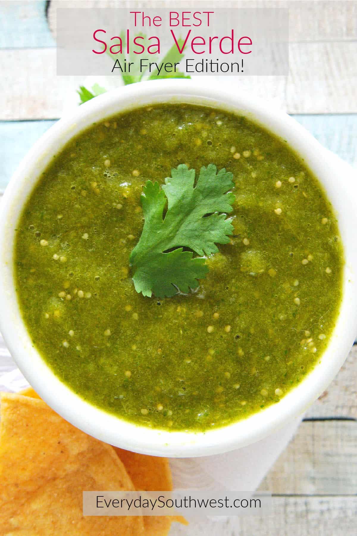 Salsa Verde or Green Salsa